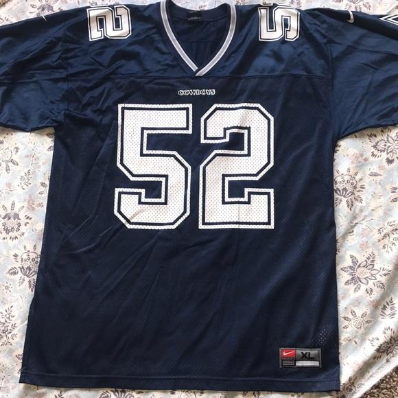 quality design b7c9d 2888e Cowboys team jersey Coakley